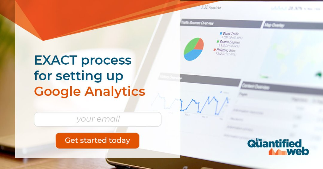 New Course – EXACT Process For Setting Up Google Analytics