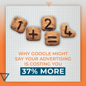 Why Google Might Say Your Advertising is Costing You 37% More