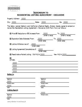 Application Forms - Petra Sells La Quinta