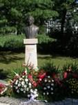 Gál István szobra