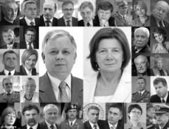 A Kaczinsky házaspár és további áldozatok