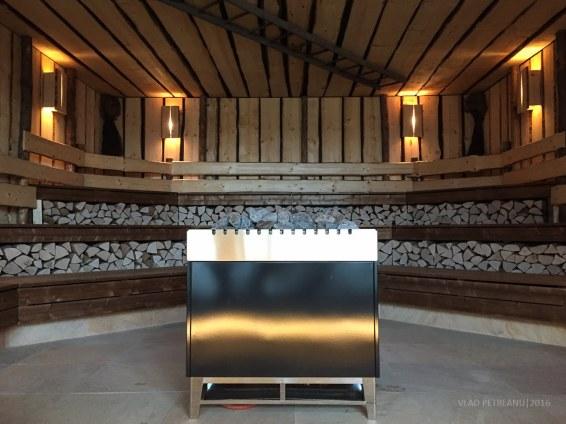 """Sauna """"Bavaria""""."""