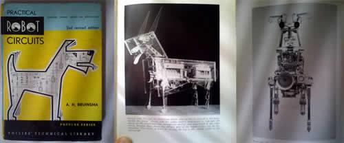 Conheça o Circa, o cão robótico de 1960