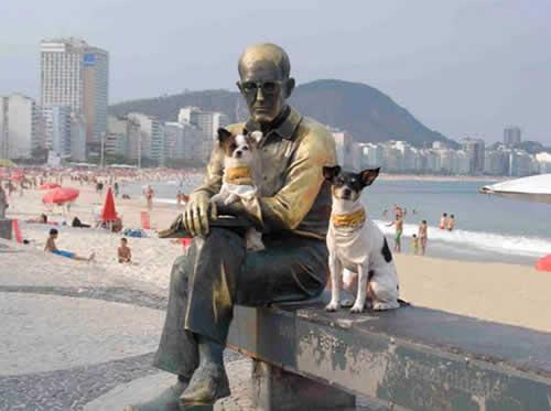 Associção de Ipanema sugere criação de 'cachorródromo' na praia
