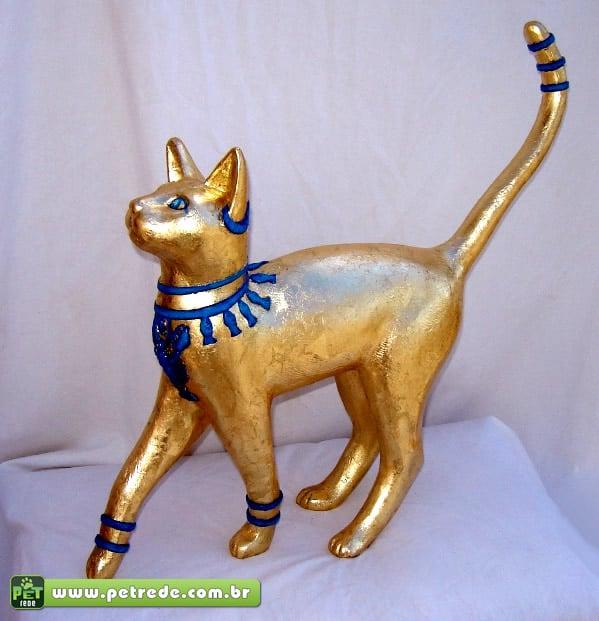 estatua-gato-egito-petrede