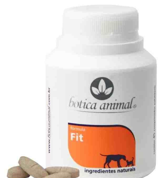 Fitoterápico FIT: o pet é o que ele come