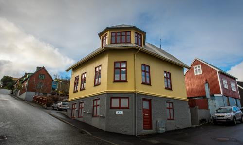 Sjúrðargøta 20