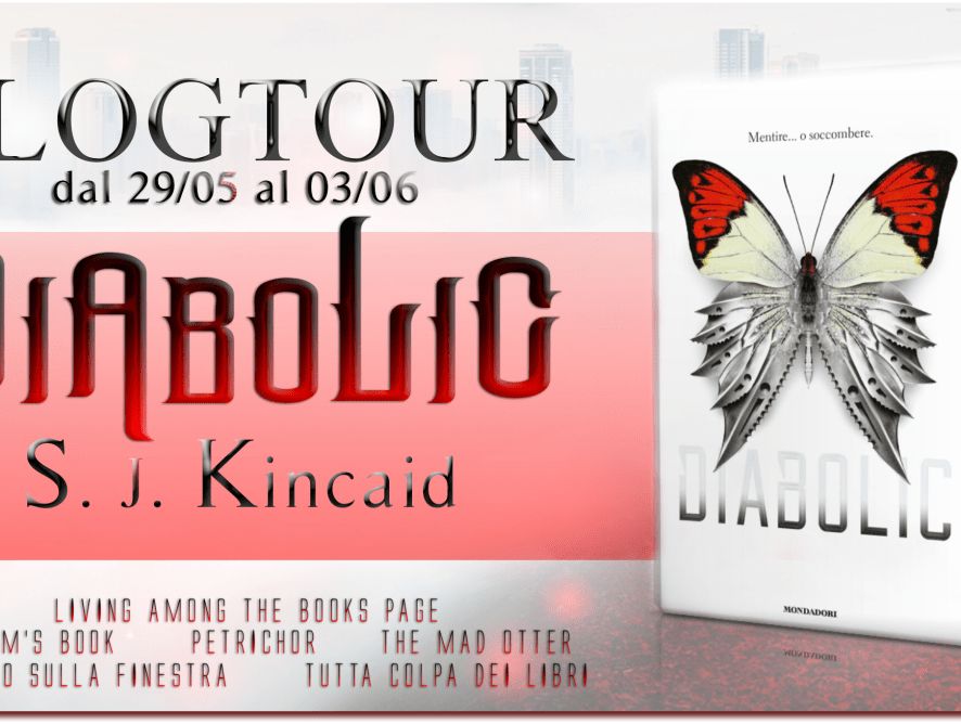 "Blog Tour: ""The Diabolic"" di S. J. Kincaid ~ Personaggi"