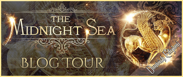 "Blog Tour & Giveaway: ""The Midnight Sea"" di Kat Ross ~ Mitologia Persiana"