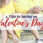 4 Tips to Saving on Valentine's Day