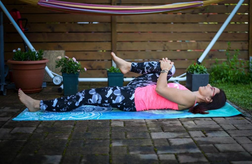 Pilates raztezanje