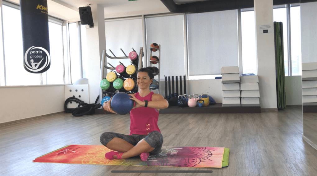 Pilates ob PMS