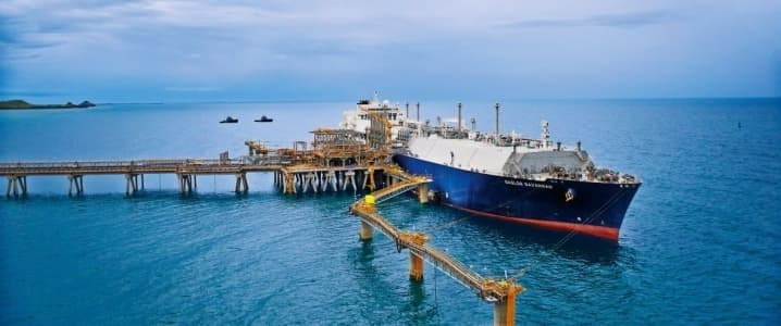 LNG or crude oil in India