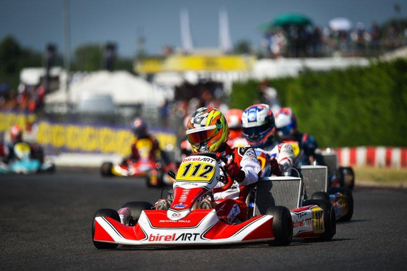 Ultimo round dell'Europeo FIA Karting per Alex Irlando