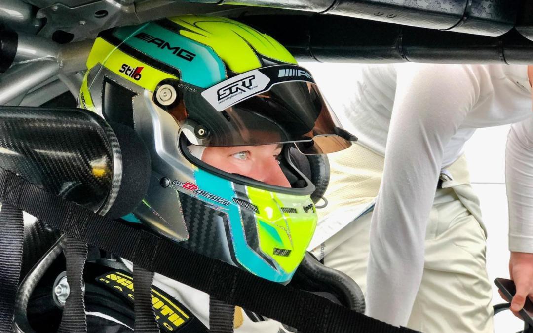 Terzo weekend dell'European GT4 Series per Bosco a caccia del podio