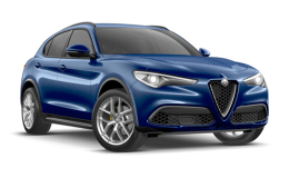 Alfa Romeo Stelvio 2.2 Turbo 210cv At8 Q4 Executive Blu Fronte