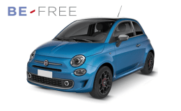 FIAT 500 Pop BE FREE PLUS