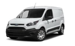 FORD TRANSIT CONNECT 1.5 Tdci 120cv Trend 200 L1h1 bianco fronte