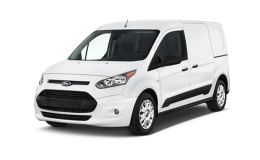 FORD TRANSIT COURIER 1.6 Tdci 95Cv Trend Eu6 bianco fronte
