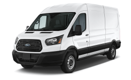 FORD TRANSIT 310 L2h2 Trend 105cv 2.0tdci Eco bianco fronte
