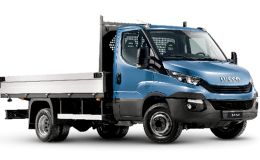 IVECO DAILY 35c15 3750 Quad-Tor Rg blu fronte