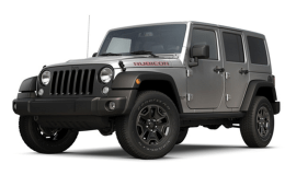JEEP WRANGLER 2.8 Crd Unlimited Night EagleAuto grigia fronte
