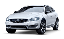 VOLVO V60 CROSS COUNT D4 Geartr. Cross Country Business Plus bianca fronte