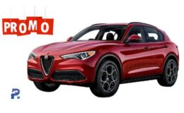 ALFA ROMEO STELVIO At8 Q4 Business Promo Stock Rossa
