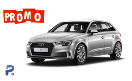 AUDI A3 1.6 STronic Business Sb Promo Stock Grey