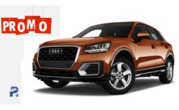AUDI Q2 1.6 STronic Business Promo Stock Arancio