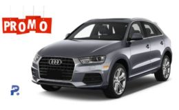 AUDI Q3 2.0 STronic Business Promo Stock Grigio Siderale