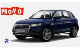 AUDI Q5 2.0 STronic Business Sport Quattro Promo Stock Blue