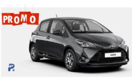 TOYOTA YARIS 1.5 Hybrid Business Promo Stock Black