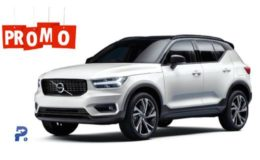 VOLVO XC40 Awd Geartronic 8A Promo Stock Bianca