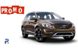 VOLVO XC60 Awd Geartronic Business 8A Promo Stock Marrone
