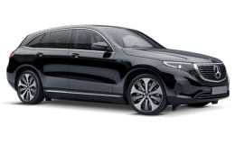Mercedes EQC Black 2019