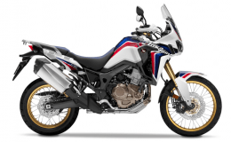 HONDA AFRICA TWIN ABS TRICOLOUR TRAVEL