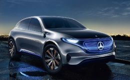 Eletric Intelligence Mercedes Eqc
