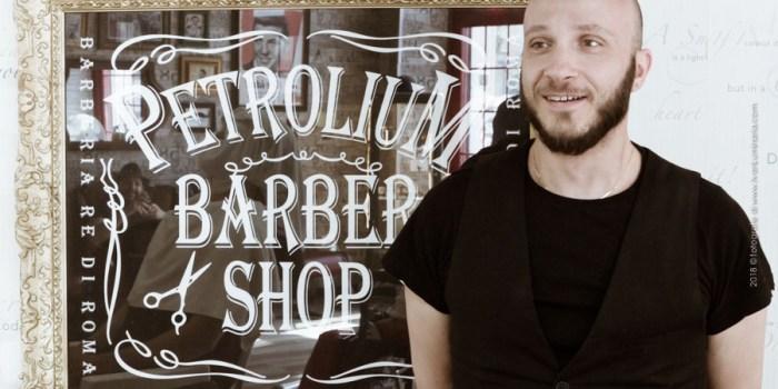 Petrolium Barbershop - i Barbieri - Marco