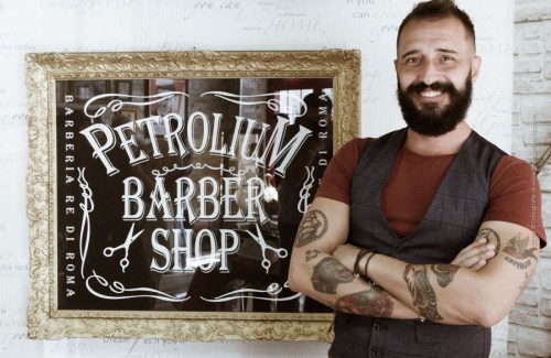 Petrolium Barbershop - the Boss - Daniele