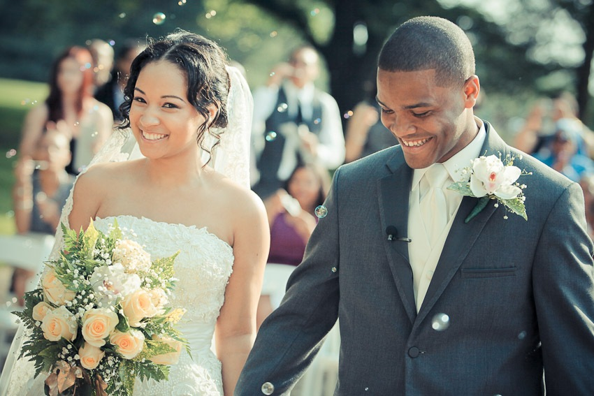 Auntea & Afuw's Wedding Photography at the Newton-White Mansion in Mitchellville, MD