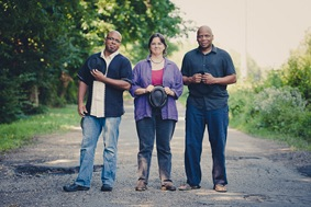Maryland Band Tinsmith Promotional Portraits in Glen Dale MD