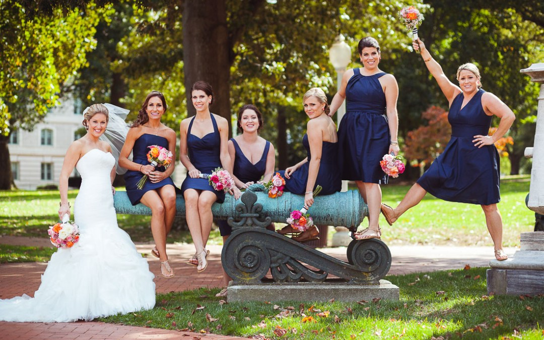 Four Ways to Look Your Best In Your Wedding Photos