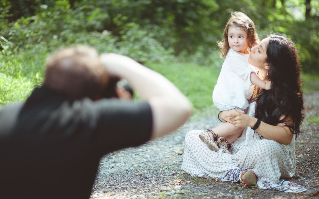 How to Get Good Photos of an Unhappy Child