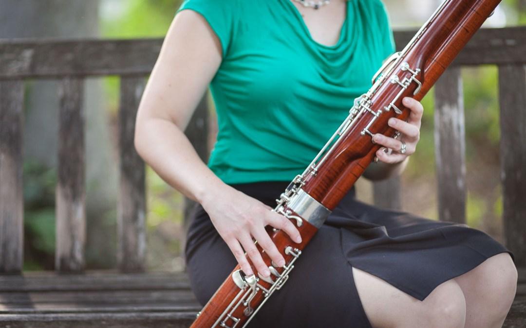 Joy's Classical Musician Portraits at Johns Hopkins University