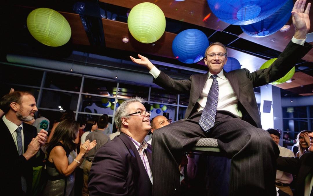 Nathaniel's Bar Mitzvah Celebration at the VisArts Center