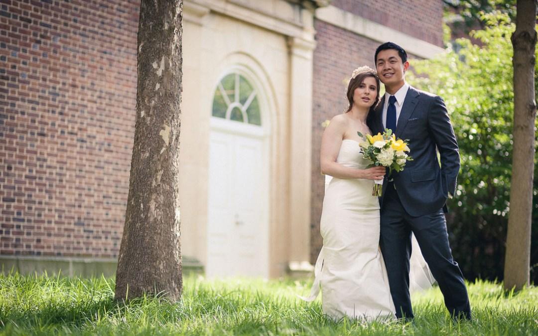 Wedding Photography at Johns Hopkins University   Samantha & Andrew