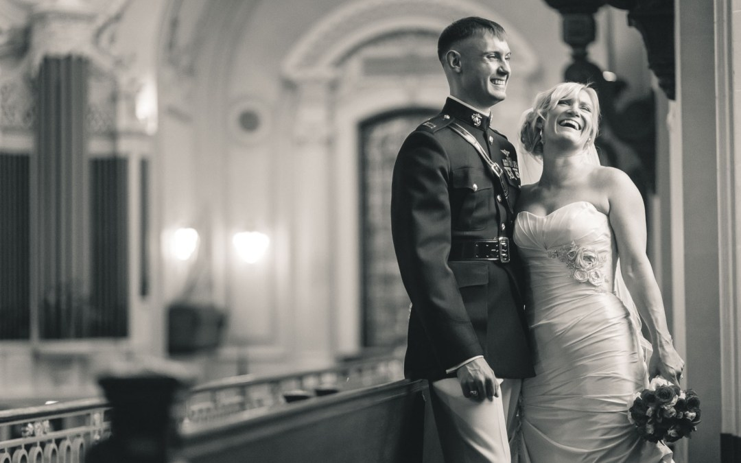 Adeline & Ryan's Engagment Session & Wedding at the Annapolis Naval Academy
