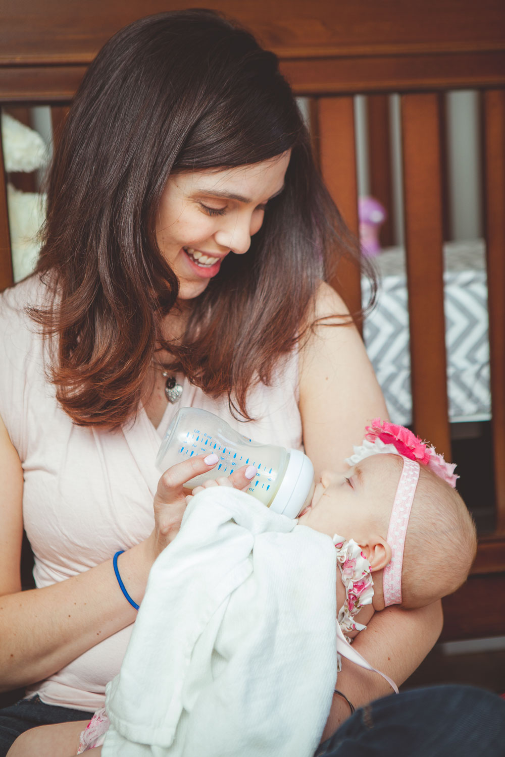 newborn shoot at home in Baltimore with petruzzo photography 02