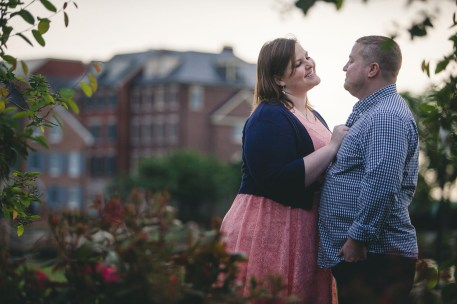 sunrise engagement session by Petruzzo Photography in old town Alexandria 02